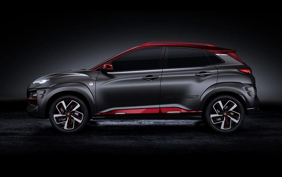 Boulder CO - 2019 Hyundai Kona Iron Man Edition