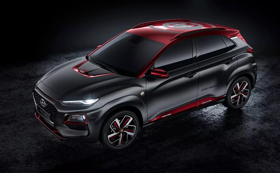Boulder CO - 2019 Hyundai Kona Iron Man Edition's Mechanical