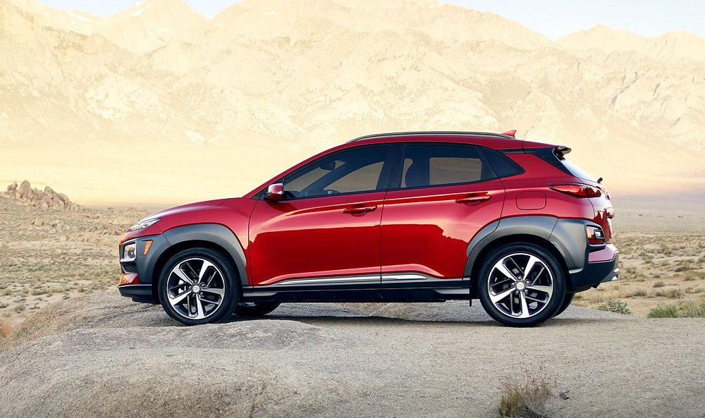 North Kingstown RI - 2020 Hyundai Kona's Exterior