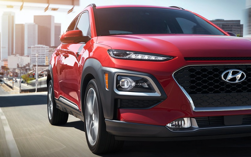 Test Drive 2020 Hyundai Kona near Littleton CO