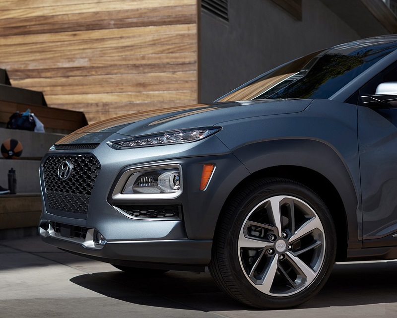 North Kingstown RI - 2019 Hyundai Kona's Exterior