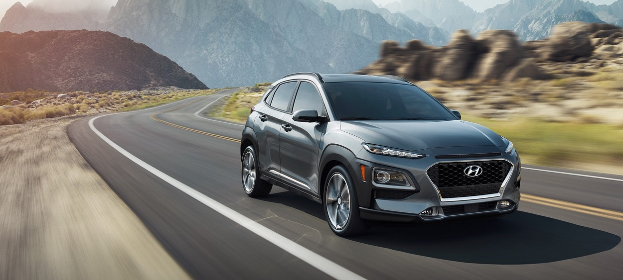 2019 Hyundai Kona lease and specials in North Kingstown Rhode Island