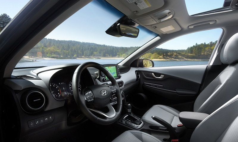 North Kingstown RI - 2020 Hyundai Kona's Interior