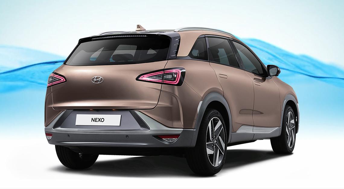2019 Hyundai Nexo Fuel Cell L Colorado Dealer Review