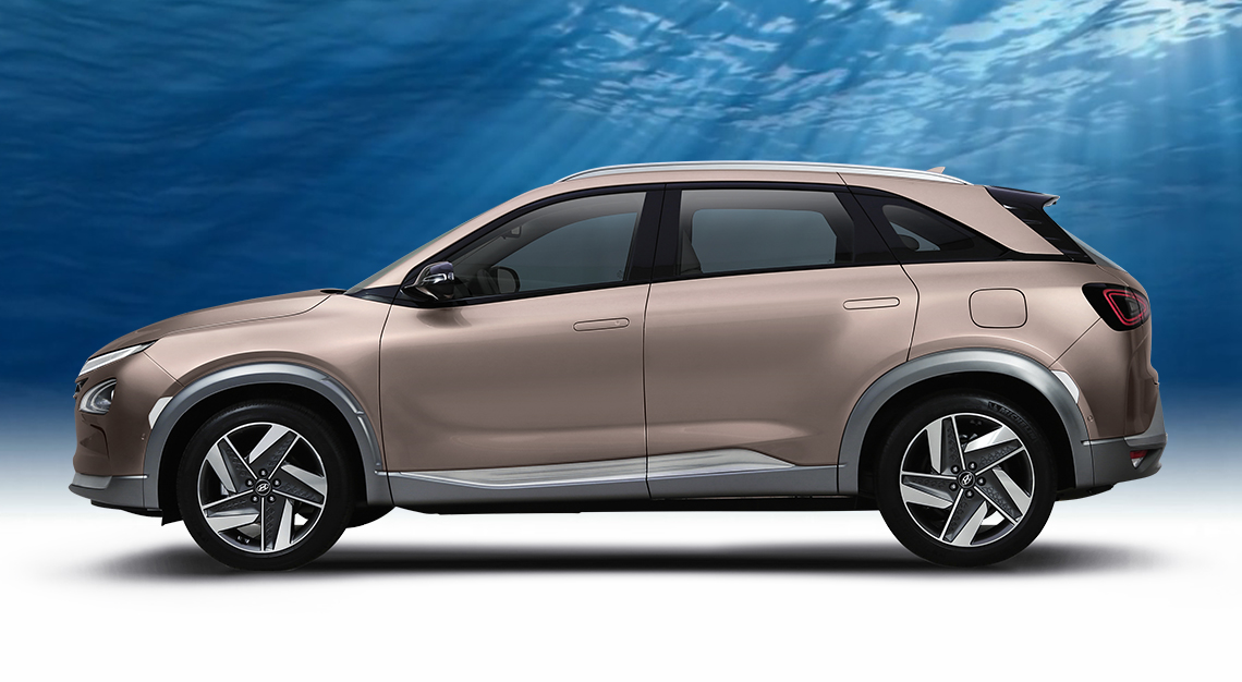 Detroit Review- 2019 Hyundai Nexo Fuel Cell's Overview