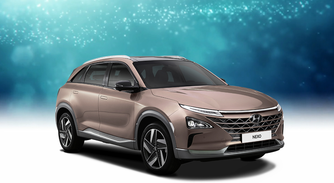 Colorado Dealer - 2019 Hyundai Nexo Fuel Cell