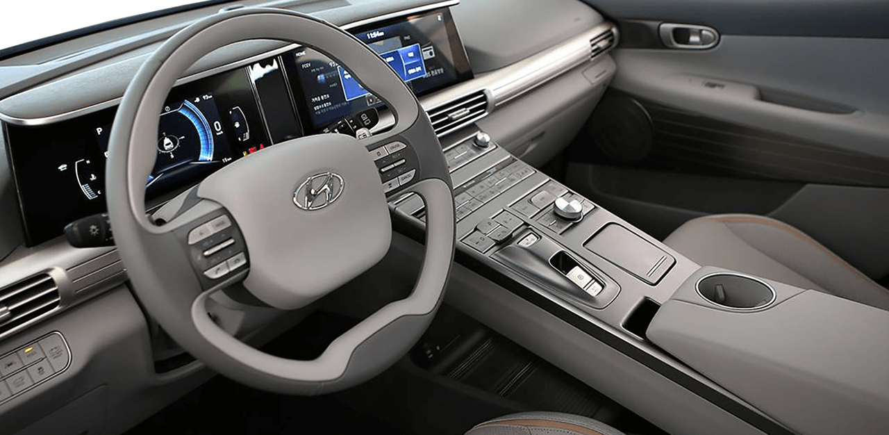Colorado Dealer - 2019 Hyundai Nexo Fuel Cell's Interior