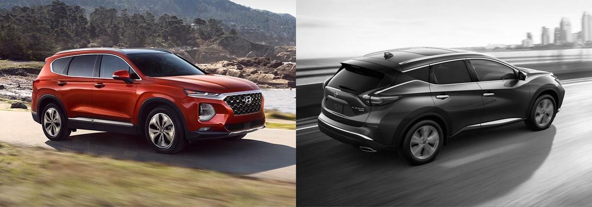 Nissan Rogue Vs Hyundai Santa Fe >> 2019 Hyundai Santa Fe Rhode Island Tarbox Hyundai