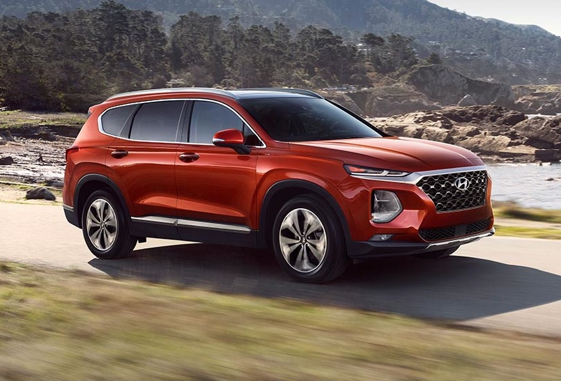 Car dealership near me Southfield MI - 2019 Hyundai Santa Fe