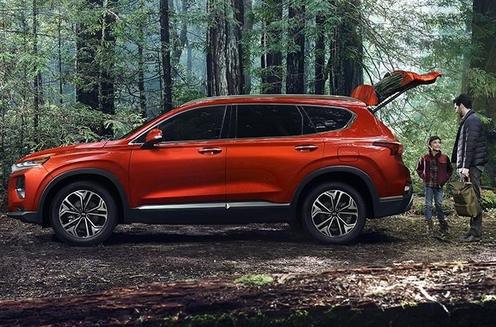 North Kingstown RI - 2019 Hyundai Santa Fe