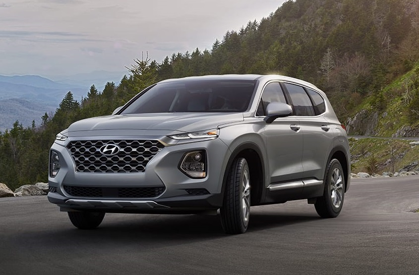 Denver CO - 2019 Hyundai Santa Fe SE