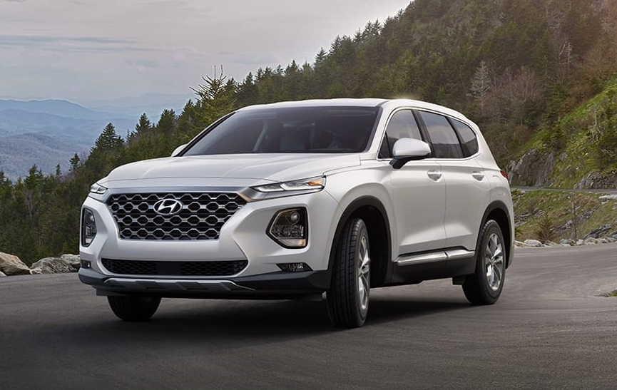 Denver CO - 2019 Hyundai Santa Fe SEL