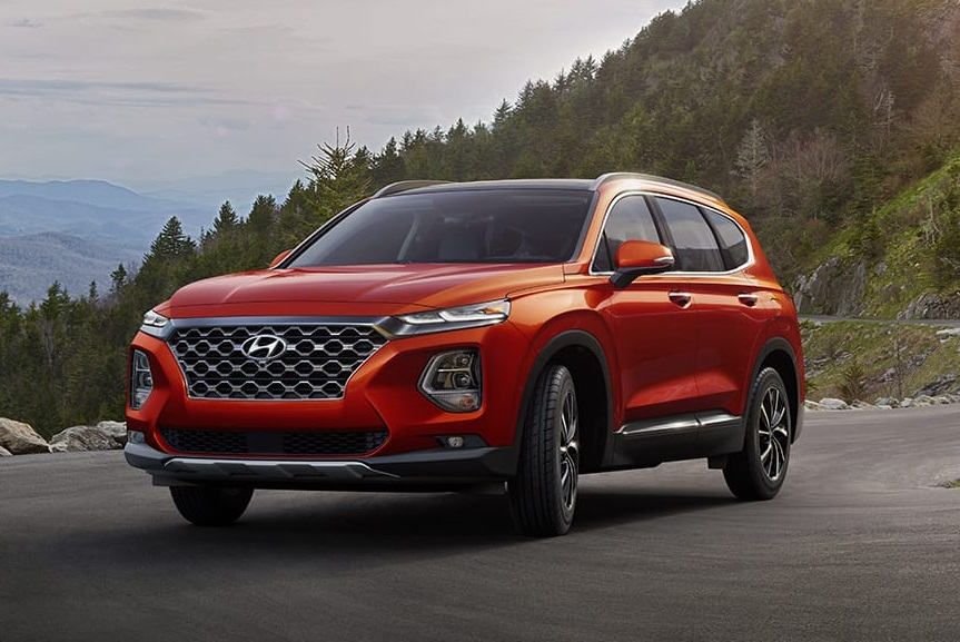 Denver CO - 2019 Hyundai Santa Fe Ultimate