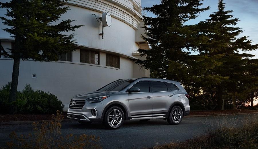 Aurora CO - 2020 Hyundai Santa Fe's Overview