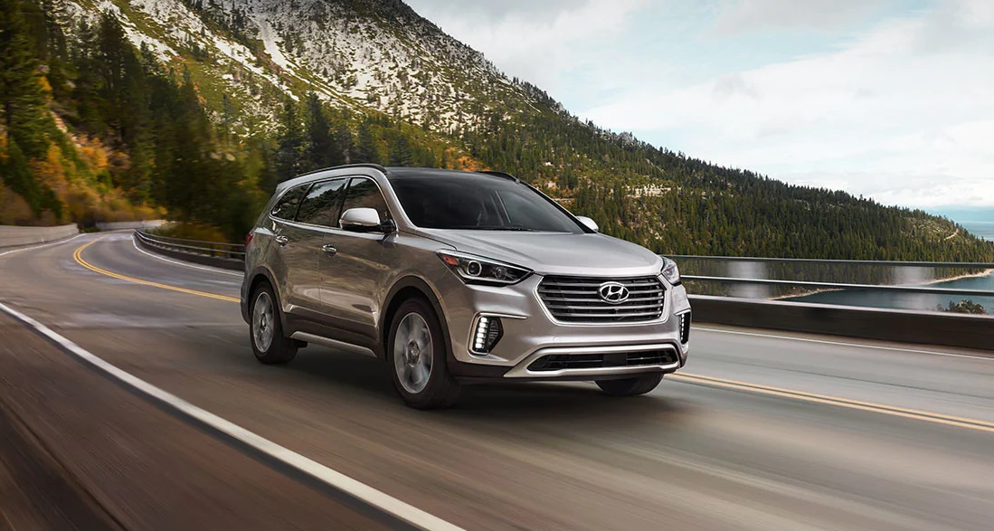 Research 2020 Hyundai Santa Fe in Boulder CO