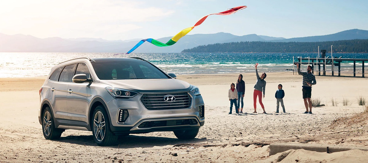 2019 Hyundai Santa Fe XL in North Kingstown Rhode Island