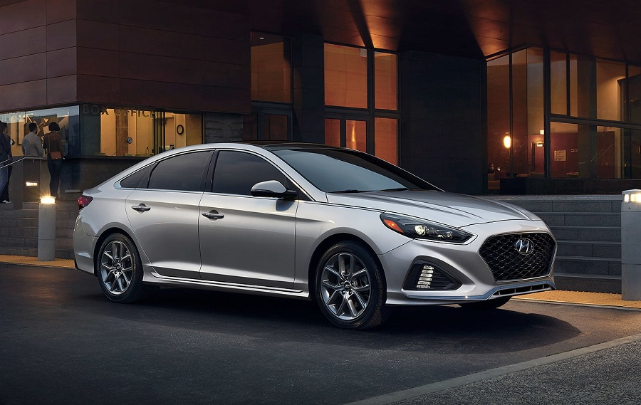 2019 Hyundai Sonata lease and specials in North Kingstown Rhode Island