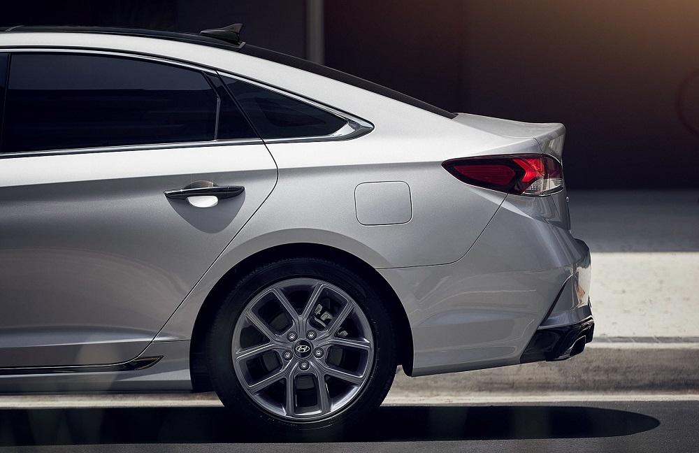 Detroit MI - 2019 Hyundai Sonata's Exterior