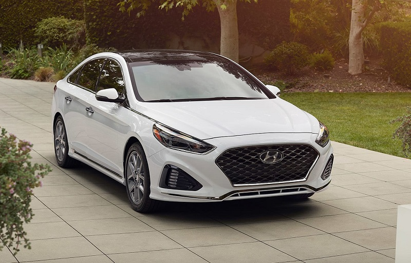 Golden CO - 2019 Hyundai Sonata's Exterior