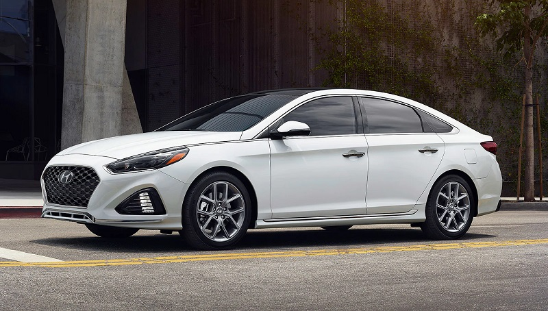 View Inventory 2019 Vs 2018 Hyundai Sonata Near Charlotte Nc