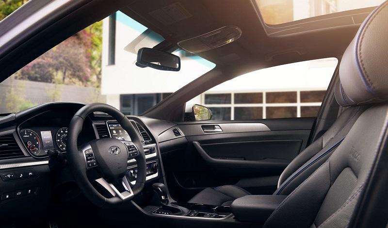 Detroit MI - 2020 Hyundai Sonata's Interior