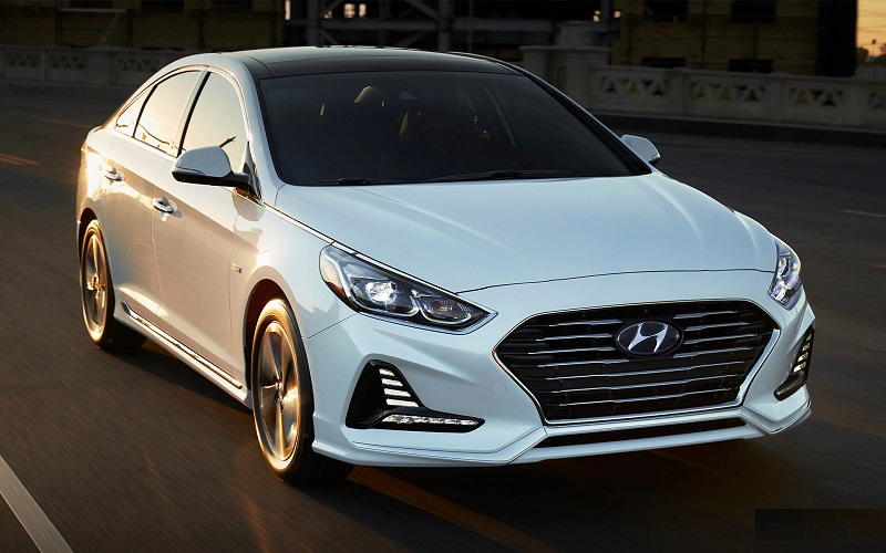 Johnston RI - 2019 Hyundai Sonata Hybrid's Overview
