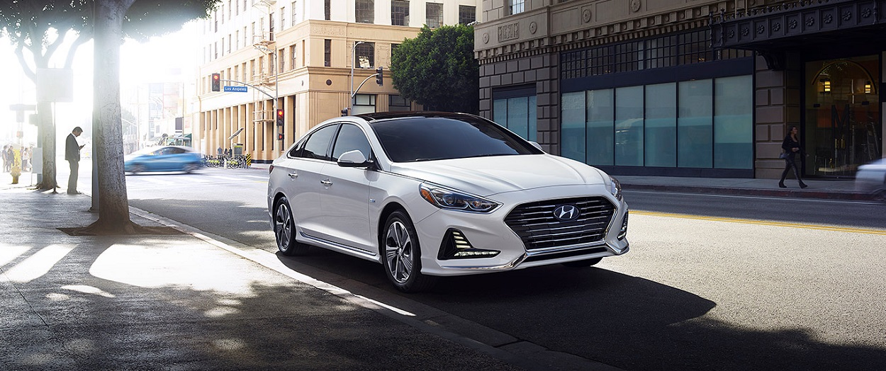 Johnston RI - 2019 Hyundai Sonata Hybrid