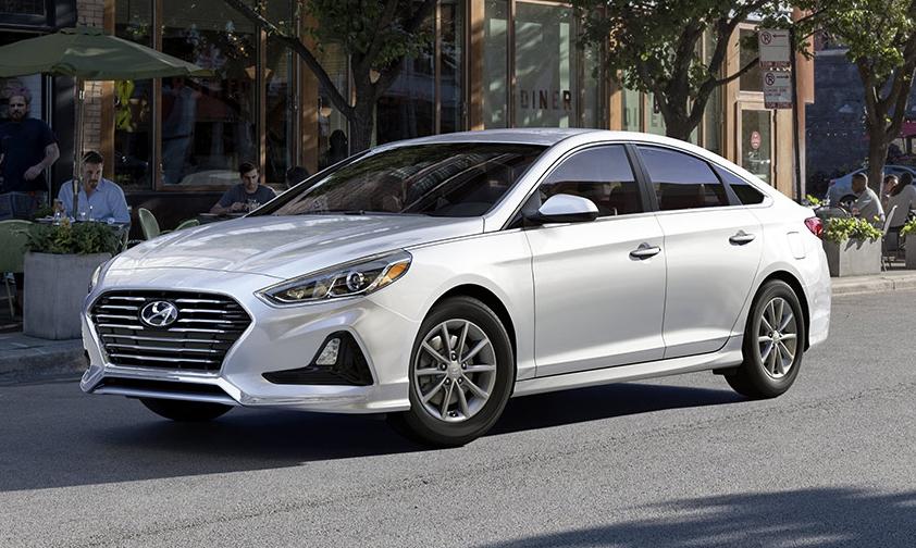Detroit MI - 2019 Hyundai Sonata's Overview