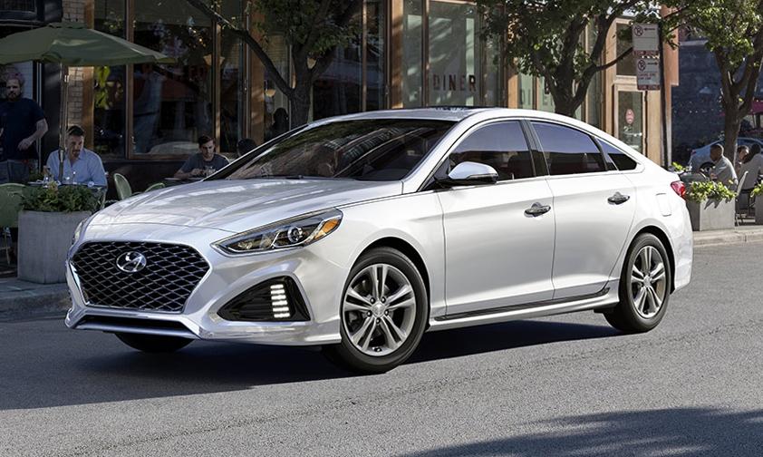 Detroit MI - 2019 Hyundai Sonata's Interior