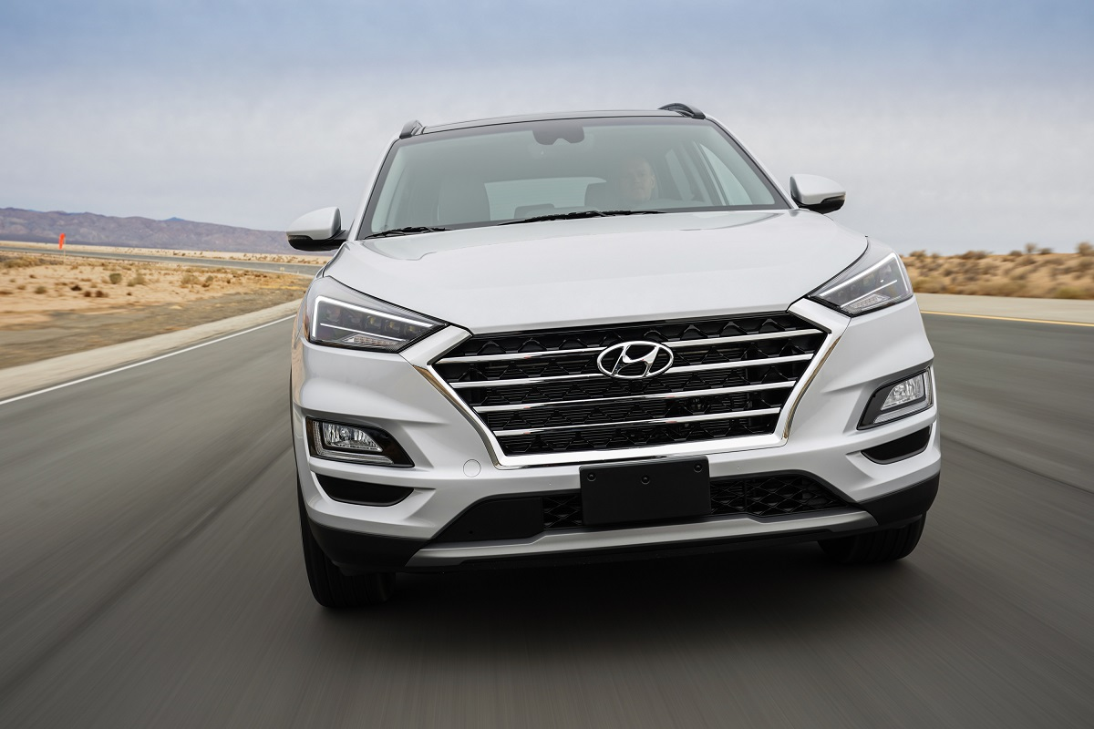 Test Drive 2020 Hyundai Tucson near Littleton CO