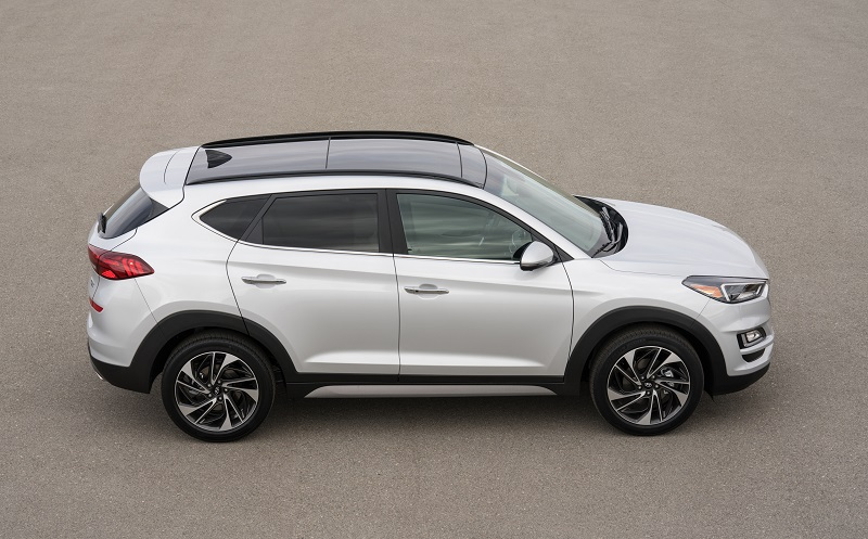 Littleton CO - 2020 Hyundai Tucson's Exterior