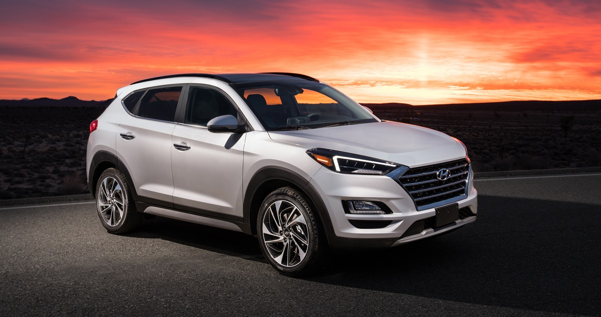 Why Lease 2019 Hyundai Tucson near New Hudson MI
