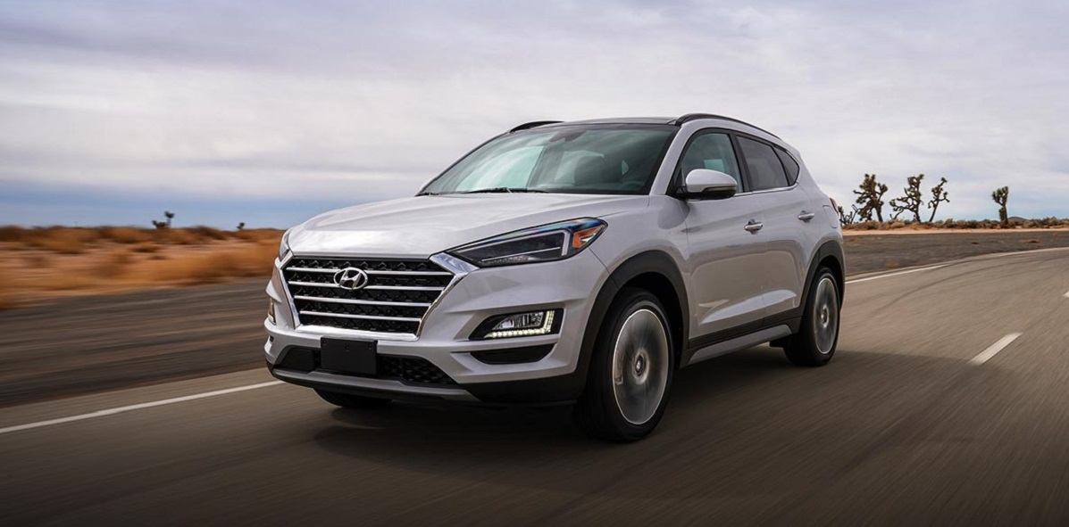 Test Drive 2019 Hyundai Tucson near Longmont CO