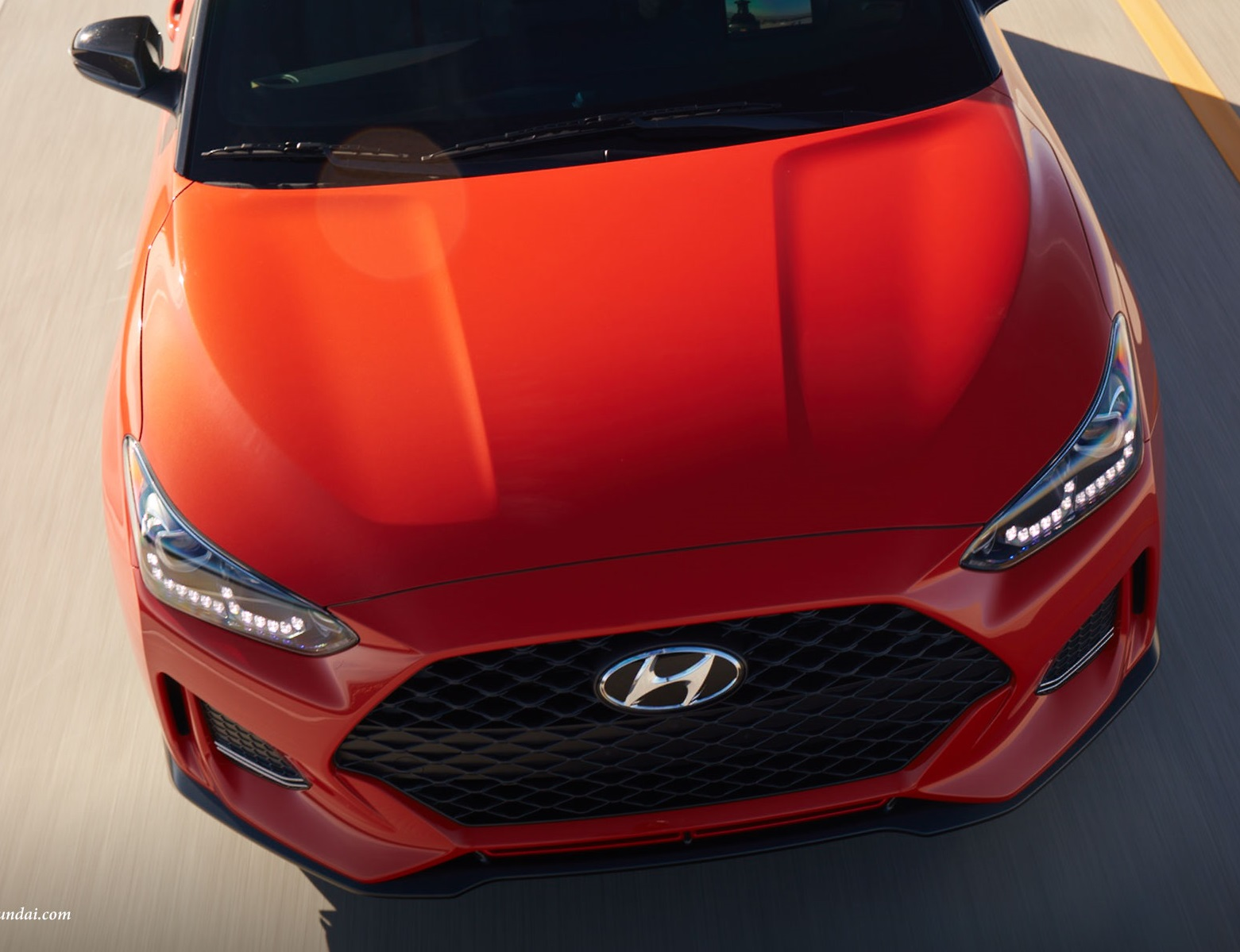 Michigan REVIEW - 2019 Hyundai Veloster's Exterior
