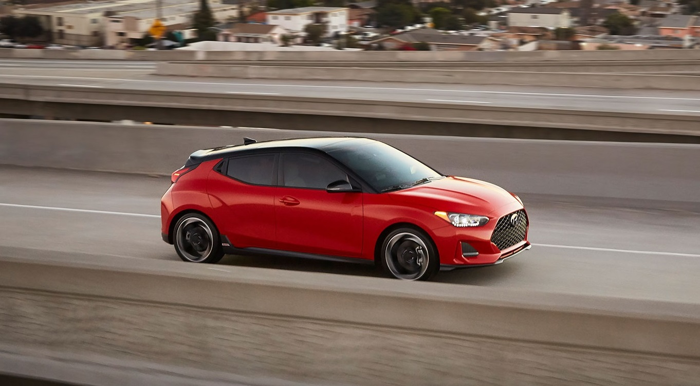 2019 Hyundai Veloster Lease and Specials in Southfield Michigan
