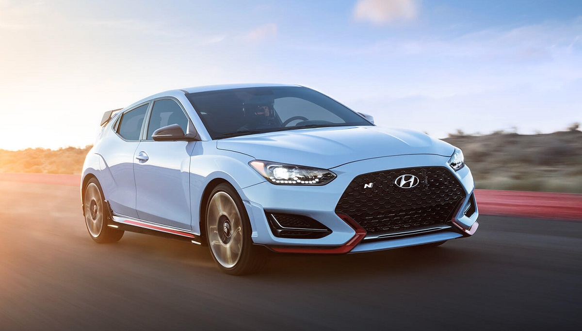 Denver CO - 2019 Hyundai Veloster N
