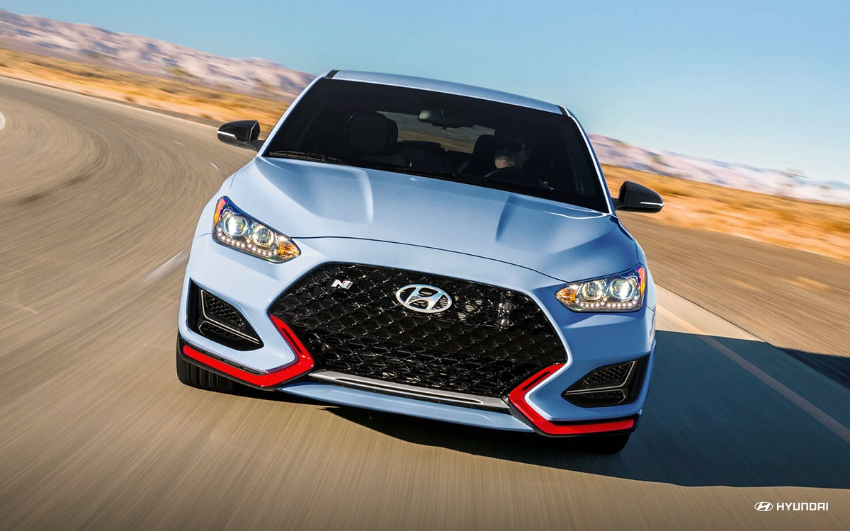 Denver CO - 2019 Hyundai Veloster N's Overview