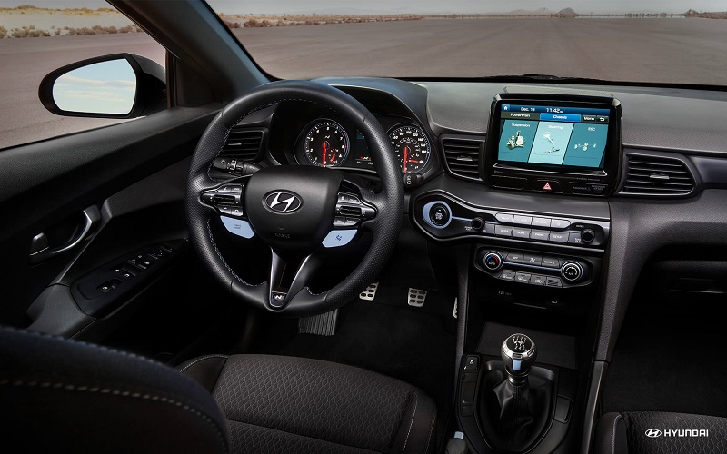 Denver CO - 2019 Hyundai Veloster N's Interior