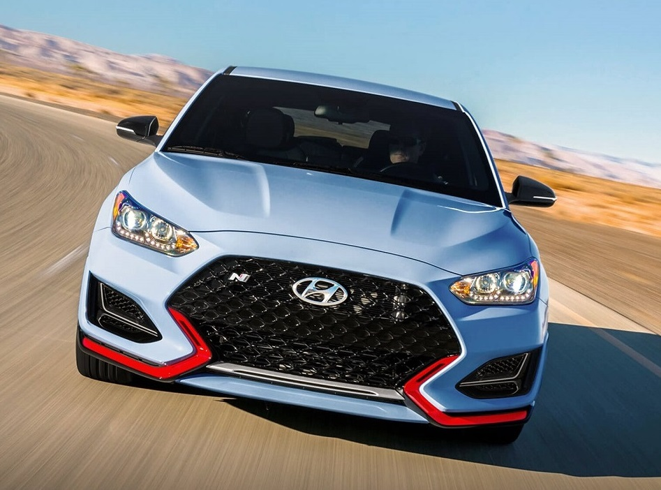 Westminster Area Hyundai Dealership - 2019 Hyundai Veloster N