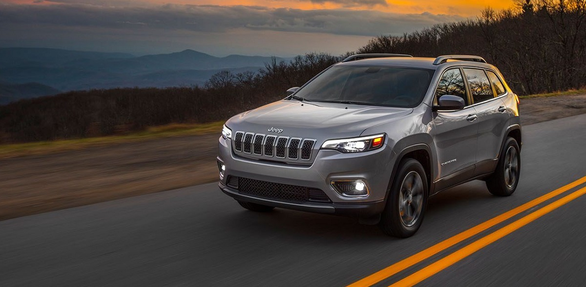 2019 Jeep Cherokee for Sale near Marion Indiana