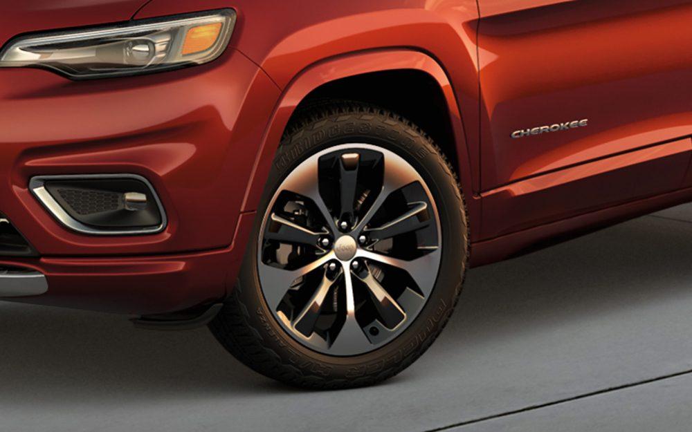 Lexington NC - 2019 Jeep Cherokee's Exterior