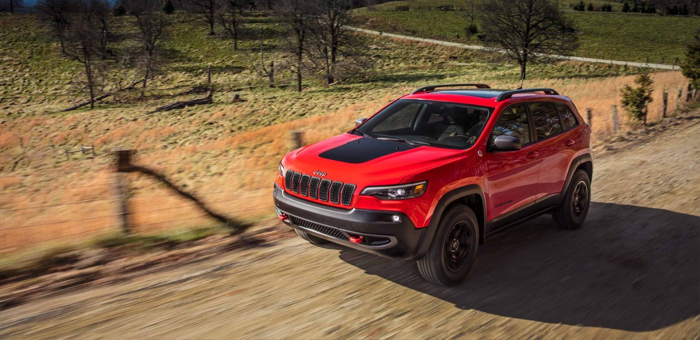 Clinton Area 2019 Jeep Cherokee