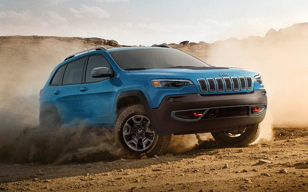Longmont CO - 2019 Jeep Cherokee's Powertrain