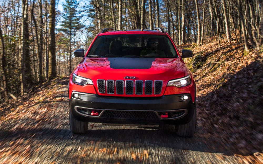 Request Jeep information - 2019 Jeep Cherokee