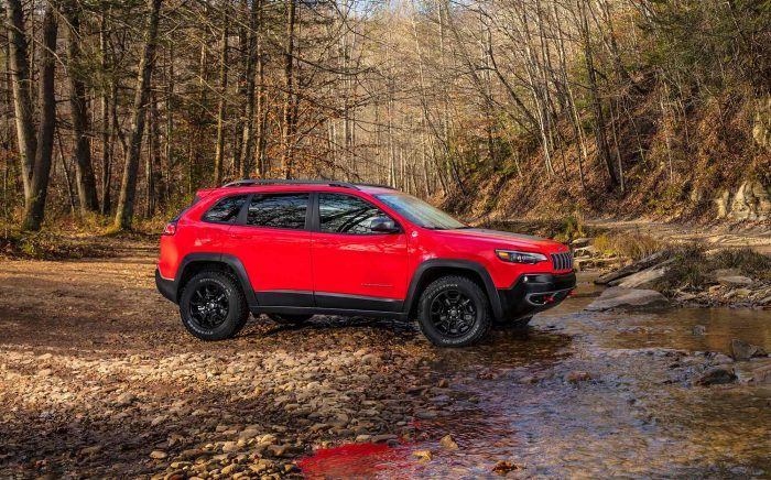 Longmont CO - 2019 Jeep Cherokee's Overview