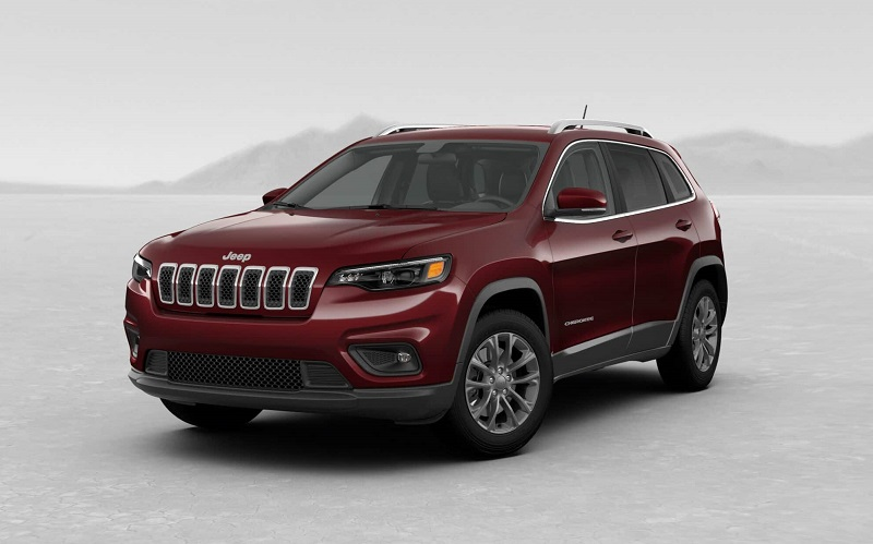 Chicago IL - 2019 Jeep Cherokee Latitude Plus