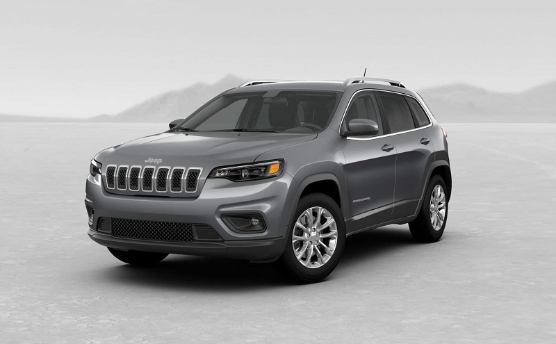 Chicago IL - 2019 Jeep Cherokee Latitude