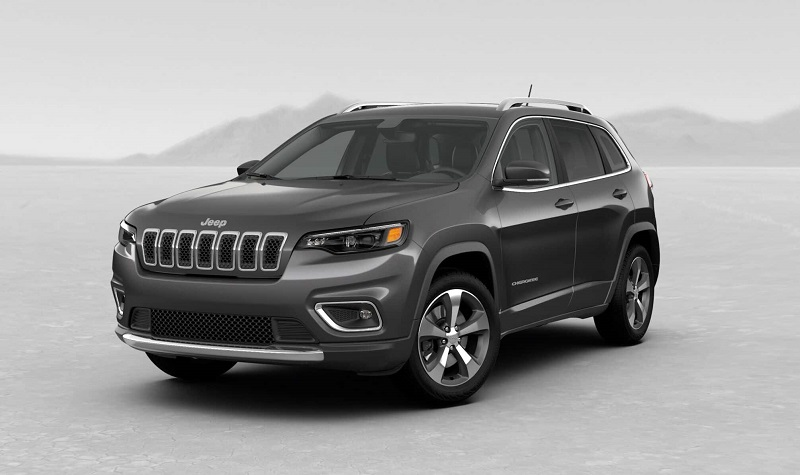 Chicago IL - 2019 Jeep Cherokee Limited