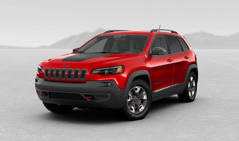 Chicago IL - 2019 Jeep Cherokee Trailhawk