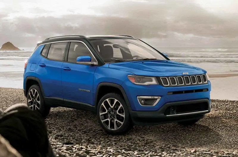 Kokomo IN - 2019 Jeep Compass's Exterior